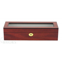 WATCH BOX FOR 6 WATCHES...