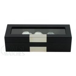 WATCH BOX 5 SLOTS SW-2350-5 BL